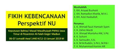 pdf download fiqih kebencanaan pwnu jatim