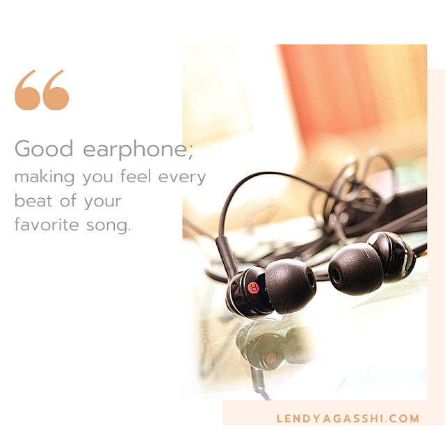 Tips Memilih Earphone
