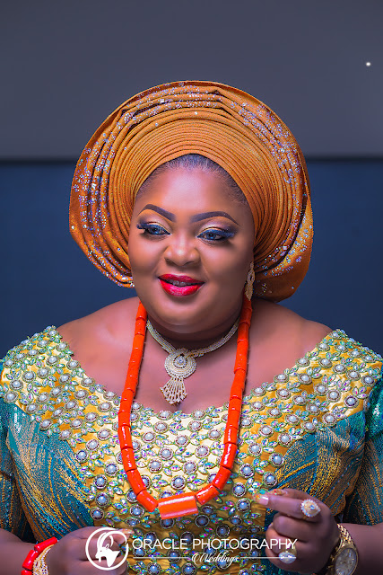 Actress Eniola Badmus Gives Meaning To Black Is Beauty During Her Dad's Burial Party (Photos)