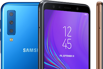 TechNews : Samsung Galaxy A7 (2018)  - Full Phone Specification and Features