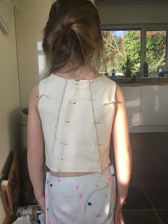 final toile bodice back