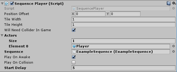 Coding With Unity: Animation sequence