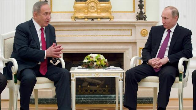 """Putin ha hecho realidad la pesadilla de Netanyahu sobre Irán"""