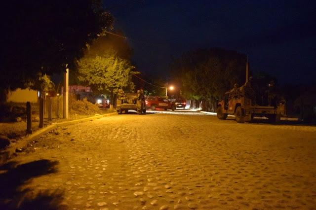 Enfrentamiento entre sicarios deja tres abatidos en Sinaloa militares llegaron con sus Hummers
