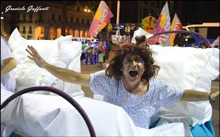 Desfile Inaugural del Carnaval. Uruguay. 2017. Humoristas Cyranos