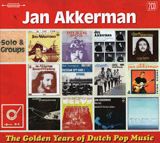 Jan Akkerman - 2017 - The Golden Years Of Dutch Pop Music