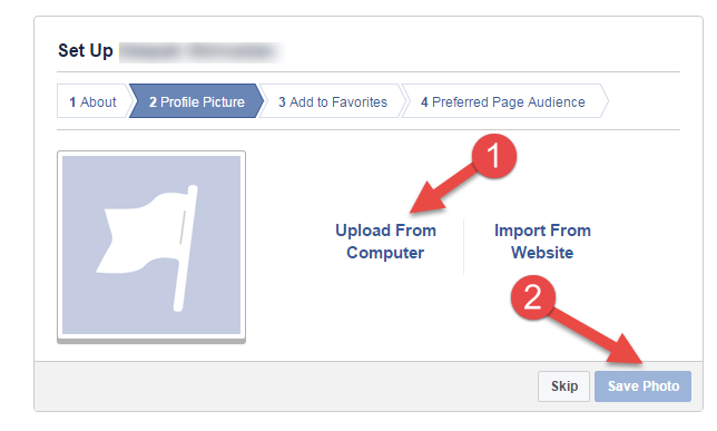 how to add popular hours on facebook page