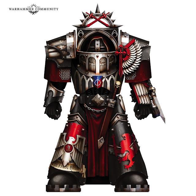 Inner Circle Knight of the Cenobium
