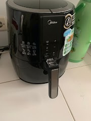 Review Air Fryer Midea