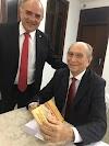 O sucesso do lançamento do livro de Erlindo Braga, em Fortaleza