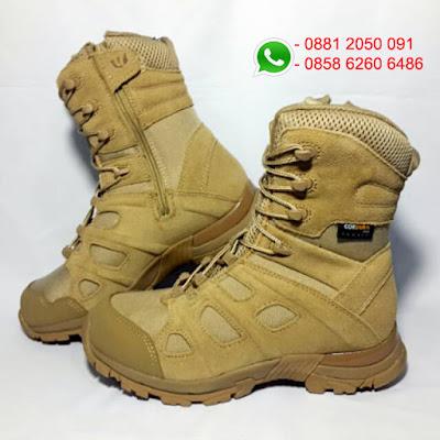 Sepatu PDL Boot Tactical Unitewin Gurun