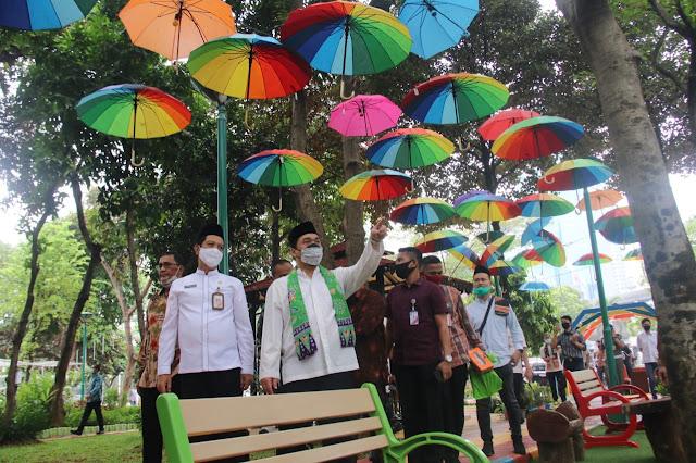 Wagub Ariza Sidak Layanan Publik di Jakarta Barat
