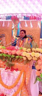 भगवान श्रीराम के प्राकट्योत्सव कथा में उमड़ा भक्तों का जनसमूह | #NayaSaberaNetwork