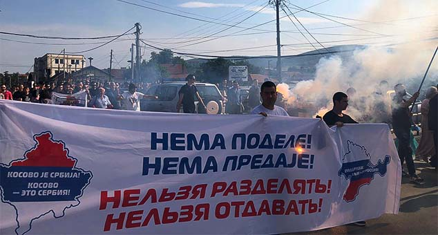 После три хиљаде дана Вучићевих јадиковки, плакања и суза због Косова и Метохије