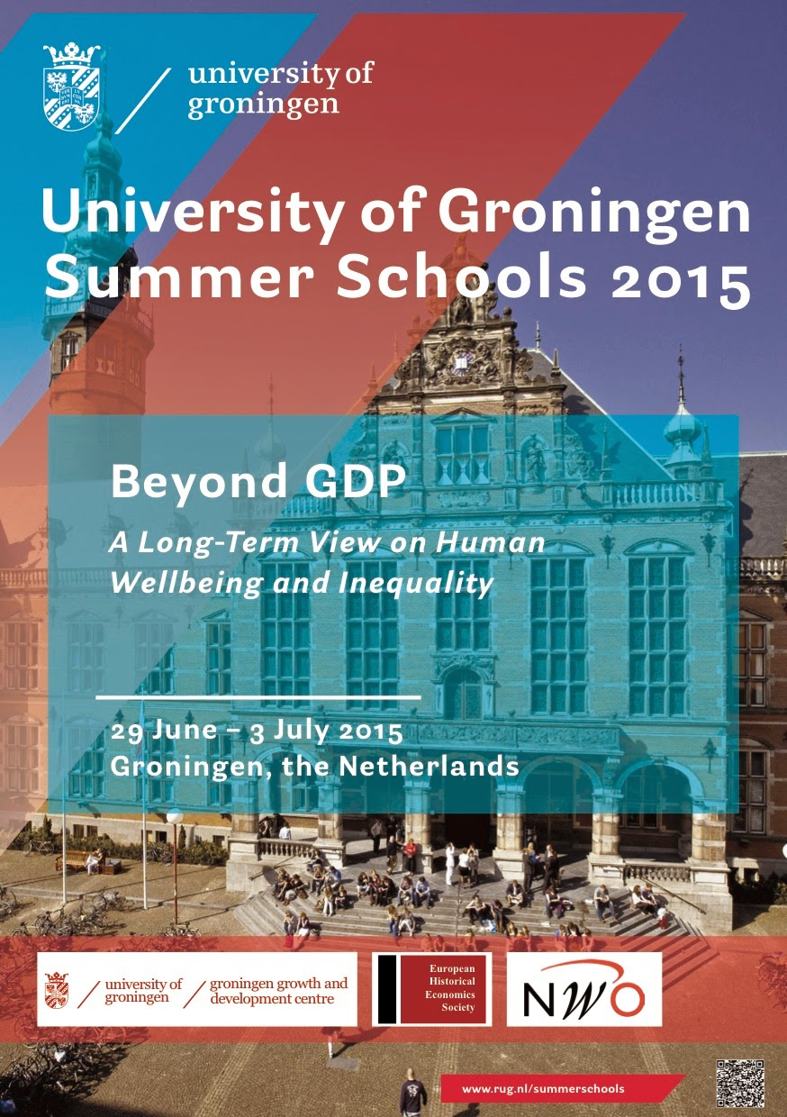 Summer School on the history of inequality in the long-run, Univ