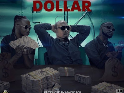 "MUSIC: B-Red – ""Dollar"" ft. Davido x Peruzzi"