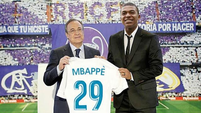 """""""Bom tấn"""" tháng 1 của Real: """"Bố già"""" Perez cao tay săn Mbappe 300 triệu euro 2"""