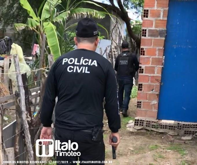 Polícia Civil avança nas investigações sobre roubos de carro e irá pedir prisão dos suspeitos