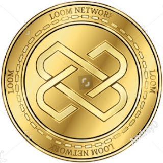 Ilustrasi Gambar Loom Network (LOOM)