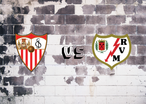 Sevilla vs Rayo Vallecano  Resumen