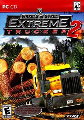 18 Wheels of Steel Extreme Trucker 2 PC Full Español