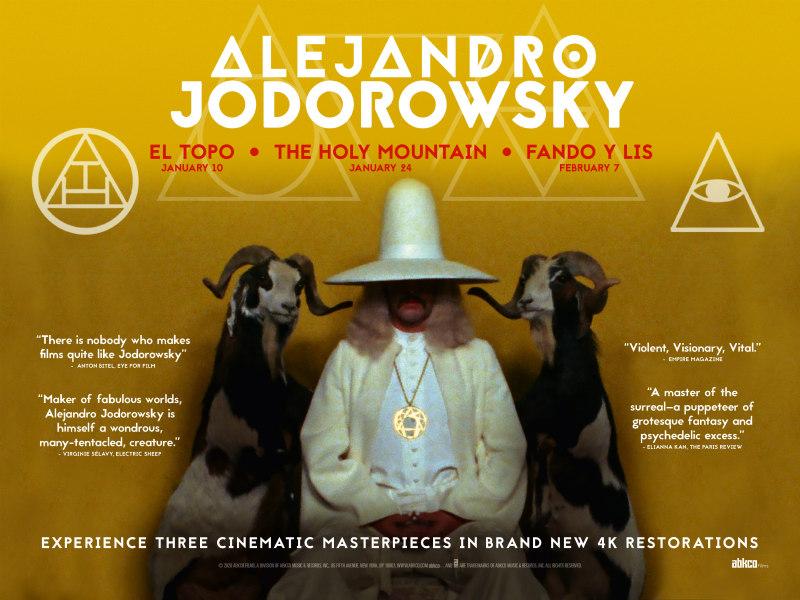alejandro jodorowsky poster