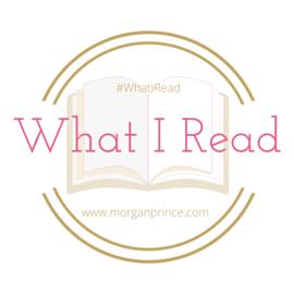 What I Read 31 | Morgan's Milieu: My What I Read Badge