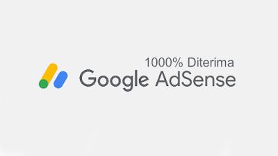 Cara daftar adsense