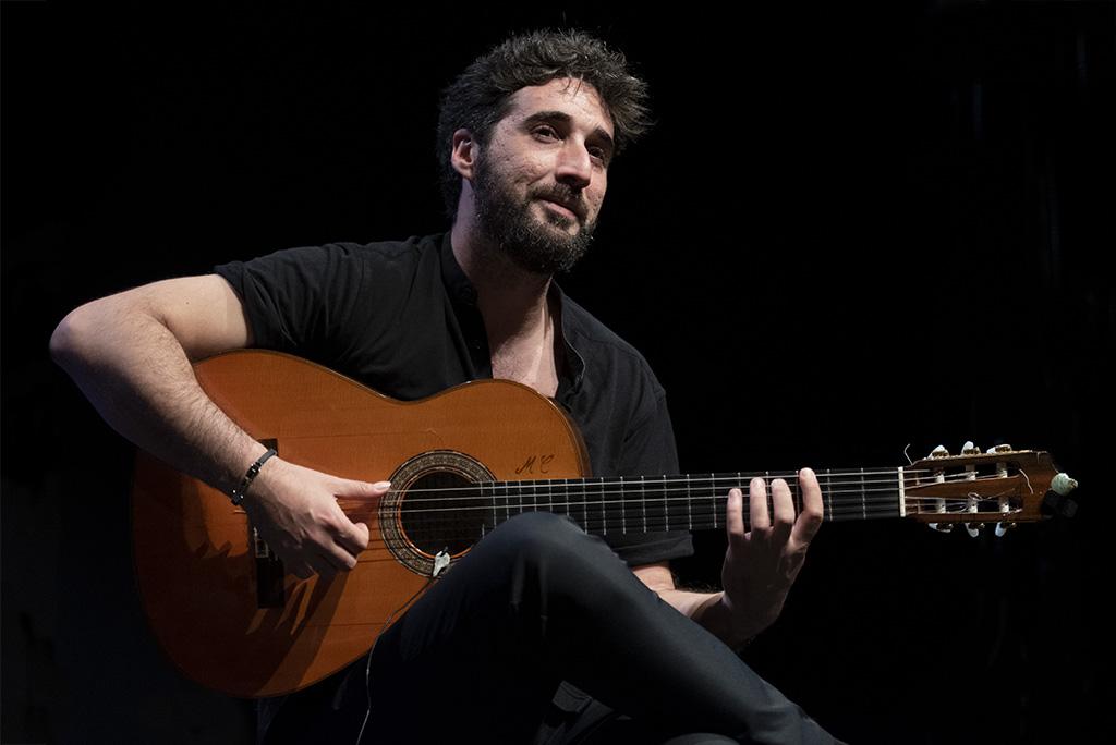 Antonio Sánchez - Teatro Guindalera (Madrid) - 16/5/2019