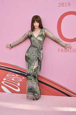 Барбара Палвін - CFDA Fashion Awards