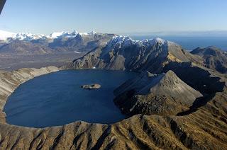 Bentuk Gunung Api Strato, Shield, Cone dan Caldera