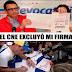 por esta razón el CNE invalidó la firma de Henrique Capriles