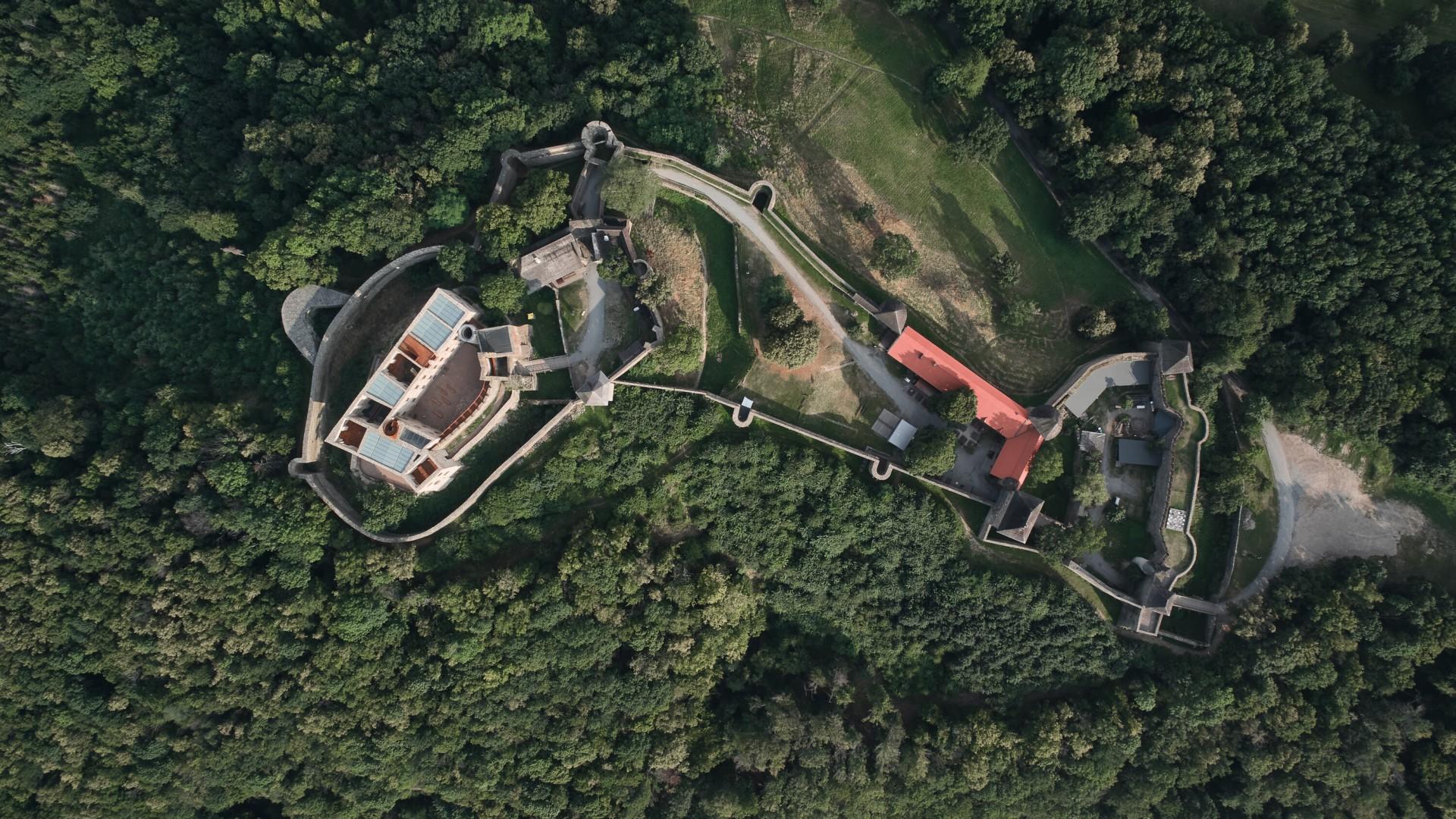 Helfštýn Castle Czech Republic