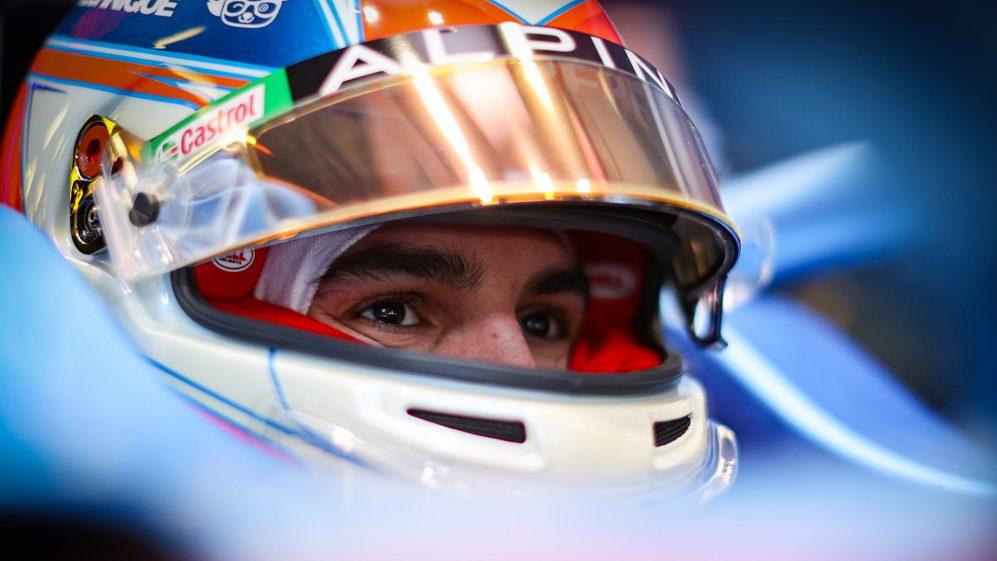 Esteban Ocon assina uma grande extensão de contrato de três anos com a Alpine