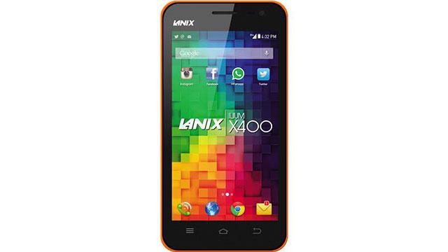 firmware - rom stock Lanix ILIUM X400