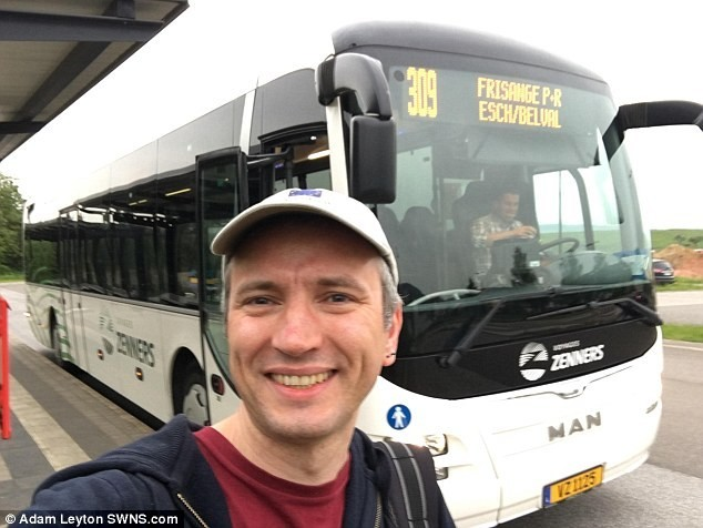Man Sets New World Record After Traveling to TWELVE Countries in 24 Hours - Germany