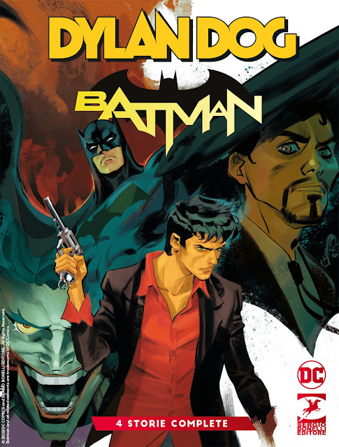 Dylan Dog Batman #0