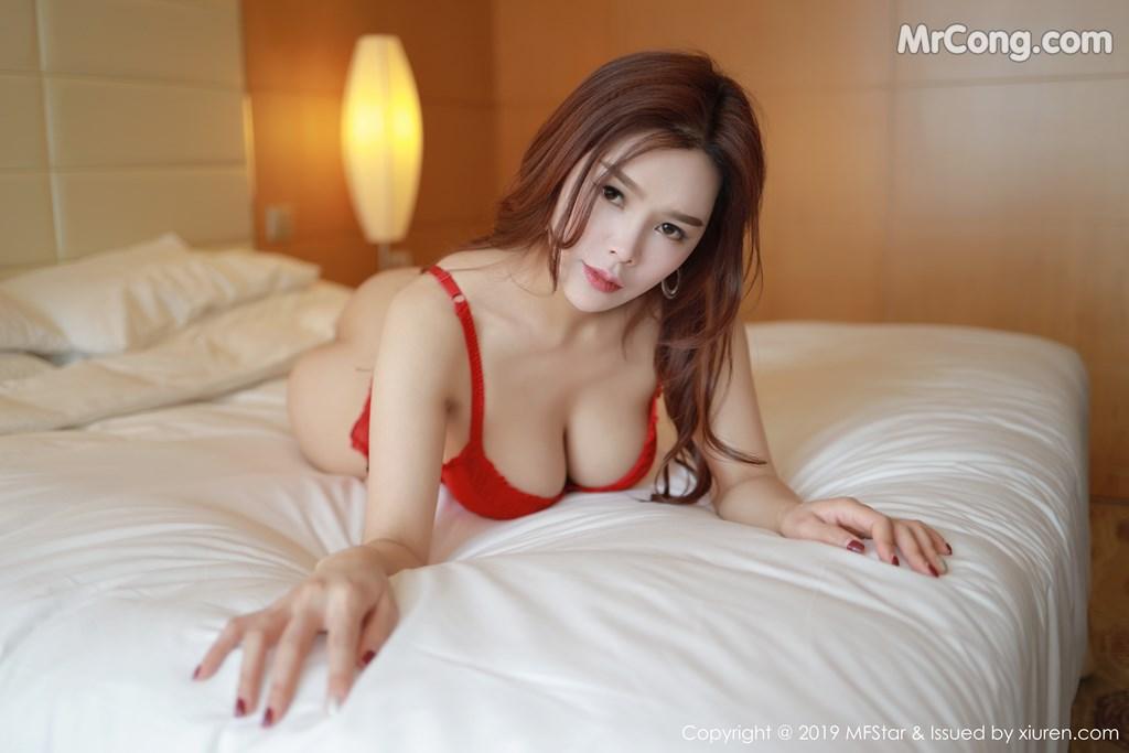 Image MFStar-Vol.185-201712-MrCong.com-019 in post MFStar Vol.185: 胡润曦201712 (41 ảnh)