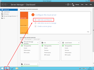 Cara Install dan Konfigurasi DNS Server pada Windows Server 2012