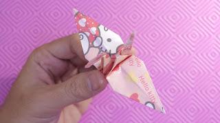 Hướng dẫn cách gấp con hạc bằng giấy đơn giản và đẹp ( origami crane )