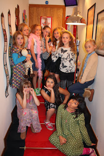 Disco and Pop Star Party for Leicestershire 10 year olds