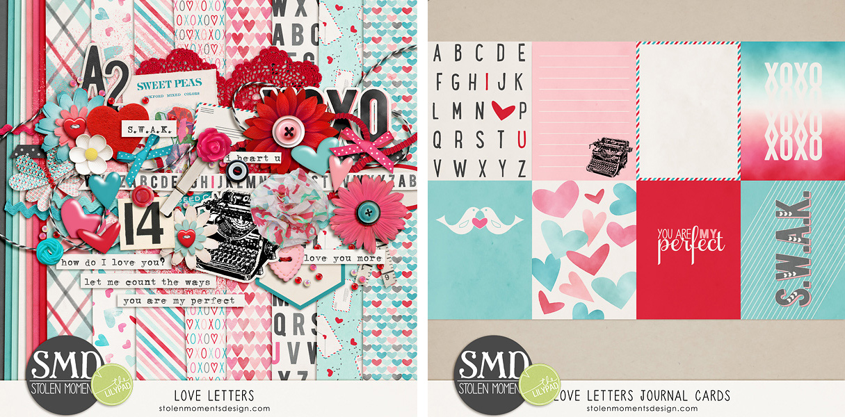 The Lilypad Store Love Letters