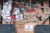 Polda Metro Jaya Kirim Bansos Untuk Masyarakat Korban Bencana di NTT