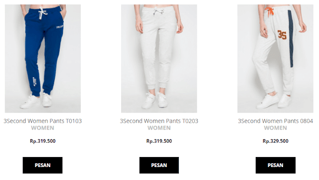 Memilih Celana Wanita Agar Penampilan Anda Menjadi Fashionable