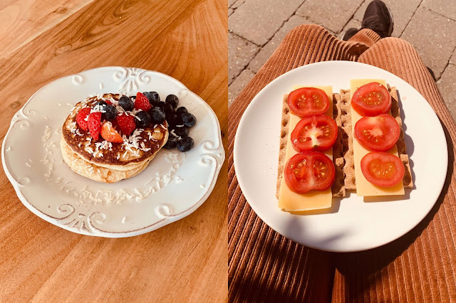 Healthy Food, Gezond Eten