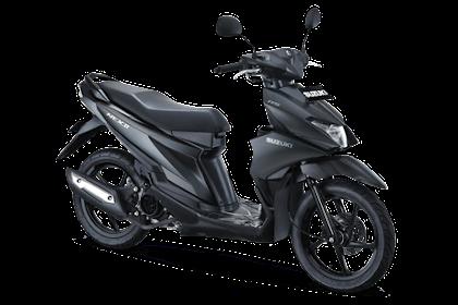 13 Pilihan Warna All New Suzuki Nex II
