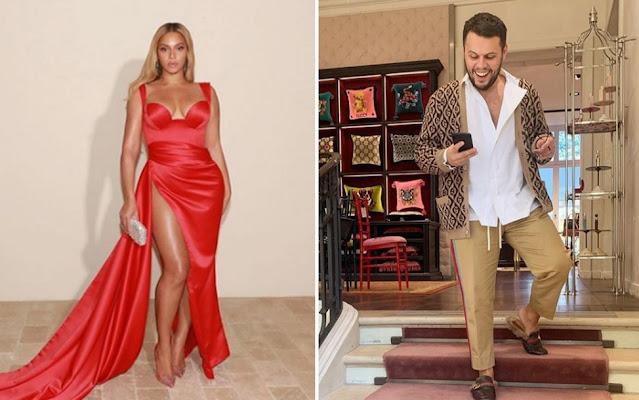 La cantante americana Yung Miami sceglie di indossare sul red carpet l'abito creato dallo stilista albanese Valdrin Sahiti