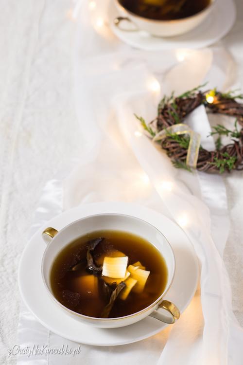 wigilijna zupa