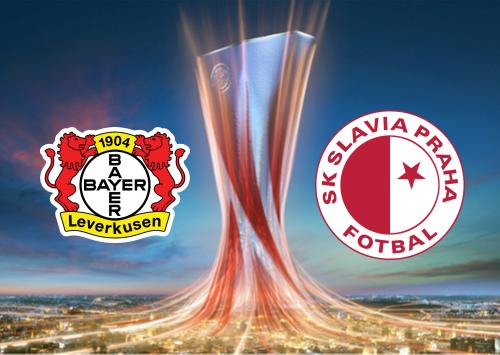 Bayer Leverkusen vs Slavia Praha -Highlights 10 December 2020
