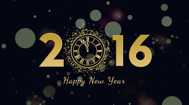 Happy New Year 2016 HD Wallpapers 15
